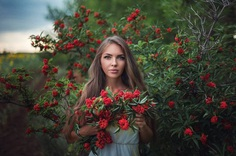 Marvelous Beauty and Lifestyle Portrait Photography by Sergey Shatskov