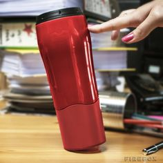 Mighty Travel Mug #mug #gadget