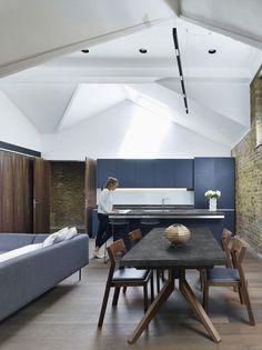 Mandeville Loft by Neil Davies Architects