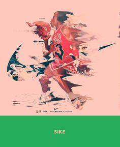 SIKE Leif Podhajsky #type #nike #japanese #jordan