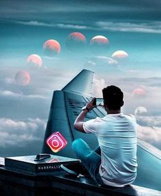 Surreal and Dreamlike Photo Manipulations by Harrpal