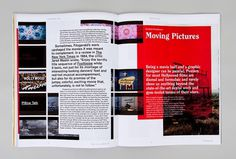 Spin — Print Magazine #type #layout #design #book