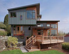 Zipper house » ISO50 Blog – The Blog of Scott Hansen (Tycho / ISO50) #house #architects #deforest #zipper #architecture