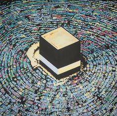 la+Mecca..jpg 1.600×1.594 pixel #stone #black