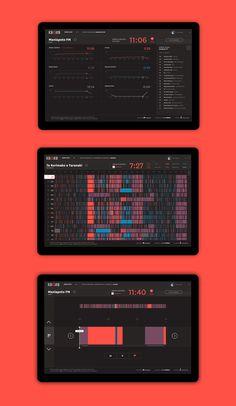#web #ui #interface #data #datavisualisation #infographic #darkui #website