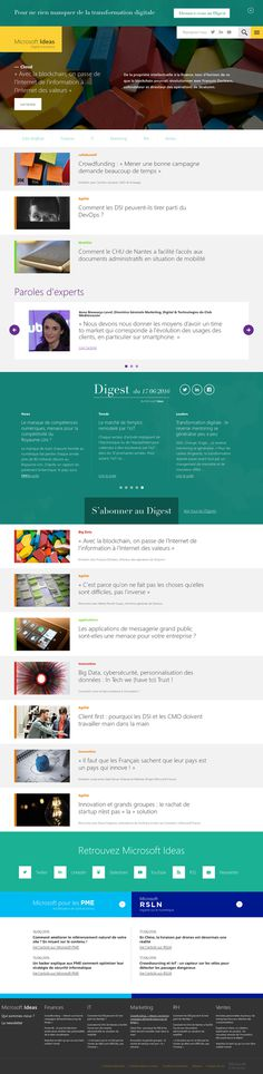 Microsoft Ideas | Digital is business