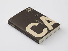 0119-012.jpg (670×503) #earthy #design #book #brown #typography