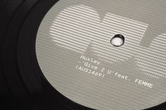 AUS Records – Huxley LP/Singles — Build #mm