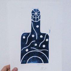 linocut print https://www.instagram.com/giuseppedicarlo83/