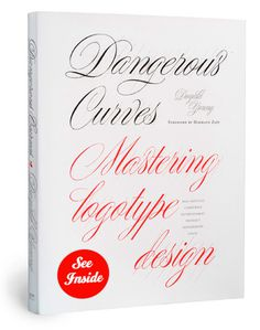 DangerousCurves.jpg 484×615 pixels #cover #book #typography
