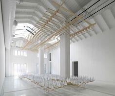 tumblr_lzit8y8gHd1qakug6o1_500.jpg (imagen JPEG, 500 × 416 píxeles) #art #installation