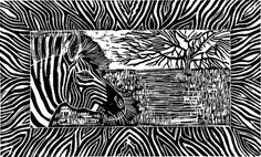 flat,550x550,075,f.jpg (JPEG Image, 550×332 pixels) #print #linocut #illustration