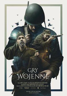 Gry Wojenne Poster