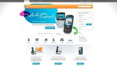 Design I Enjoy / Love the new AT&T site #design #att #website #colorful #mobile #company #web