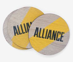Citizen Beer Coasters #beer #coaster