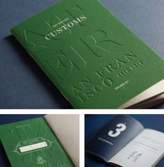 New Logo and Identity for The Battery by MM #print #identity #collateral