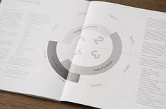 Division of Industrial Design on the Behance Network #infographics #print #charts #book