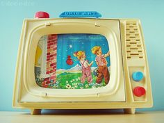 thrifted ohio art toy tv | Flickr - Photo Sharing! #toys
