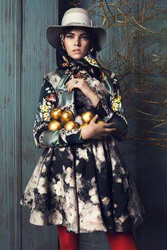 Zuzanna Stankiewicz by Lukasz Pukowiec for Bizuu Campaign #model #girl #photography #portrait #fashion