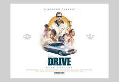 DRIVE on Behance #drive