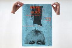Laura Knoops - Graphic design #rock #print #art #process
