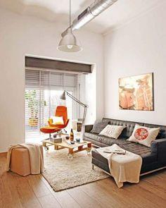 Design Dilemma: Downsizing in Style | Home Design Find #interior #design