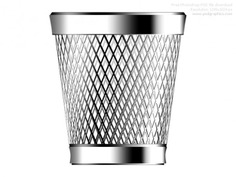 Psd trash can icon Free Psd. See more inspiration related to Icon, Icons, Web, Metal, Silver, Psd, Trash, Web icons, Shiny, Trash can and Horizontal on Freepik.