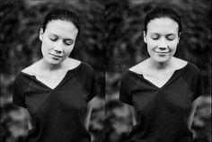 Monochrome Mondays with Juri Jewitsch | Art Sponge #white #black #monochrome #photography #portrait #and #juri #jewitsch