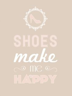 Project Typography #shoes #print #design #tereza #illustration #art #poster #anton #typography