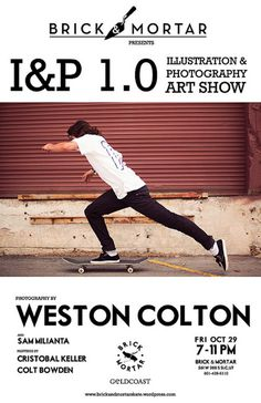 ... #flyer #print #design #photography #skate #layout #typo