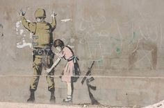 You are not Banksy – Fubiz™ #nick #banksy #photograph #stern