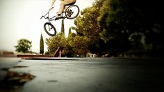 Slow Motion BMX Footage « Onestep Creative
