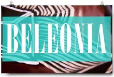 Beleonia #poster #beleonia
