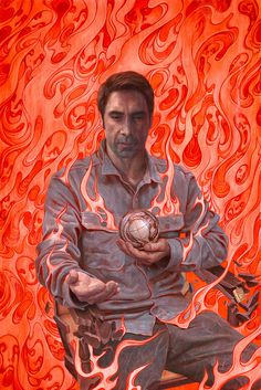 An Interview with James Jean — Creating Posters for Blade Runner 2049 and the Year's Most Anticipated Films – BOOOOOOOM! – CREATE *