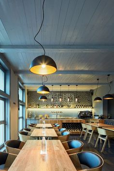 Dock House Restaurant Interior Reconstruction 2