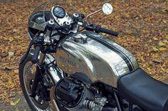 Moto Guzzi Le Mans #sexy #v #twin #racer #cafe #guzzi #chrome #mans #le #moto #motorcycle