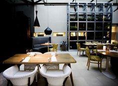 Hotels, Lodging & Restaurants: Circa, the Prince in Australia : Remodelista #hotel #restaurant