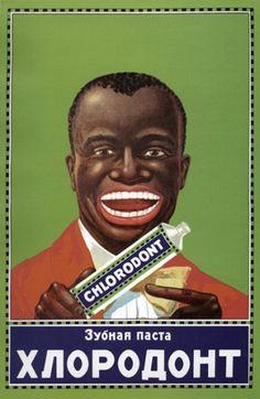 1_002.jpg 400×613 pixels #ad #toothpaste #black #poster