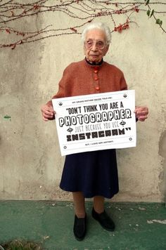 Grandmother Tips on the Behance Network #grandmother #tips #poster
