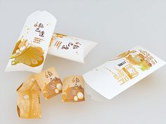 IO BAKERY. package - Advision Design