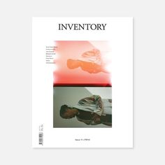Inventory Issue 11 – FW14 magazine cover