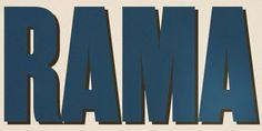Rama Gothic™ Webfont #typography