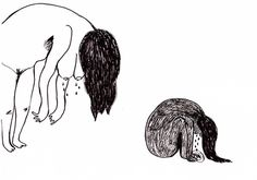 italy #cry #bw #illustrations #italy