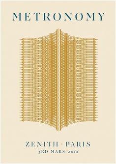 Metronomy - James Kirkups portfolio