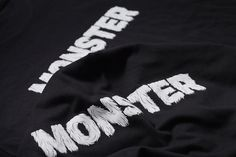 logo-monster logo for a production company