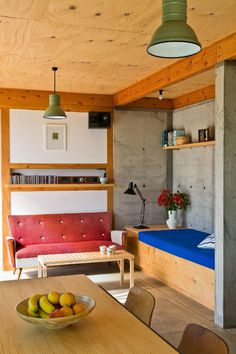 Dogbox is a House on a Steep Whanganui Hillside