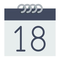 See more icon inspiration related to calendar, date, time, organization, schedule, calendars, administration and interface on Flaticon.