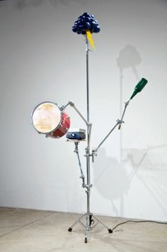Chimes&Rhymes | innovative design and new techniques in visual artistry #taylor #projector #drums #saguaro #lightning #baldwin