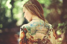 Willow by Charles Hildreth #beauty #photography #tattoos #portrait