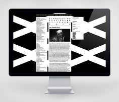 Clandestino Festival 2010 « Design Bureau – Lundgren+Lindqvist #sweden #lindqist #website #lundgren #type